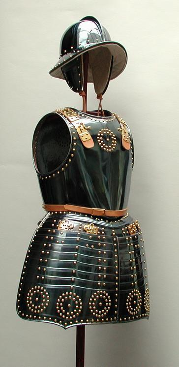 Dutch pikeman's cuirass